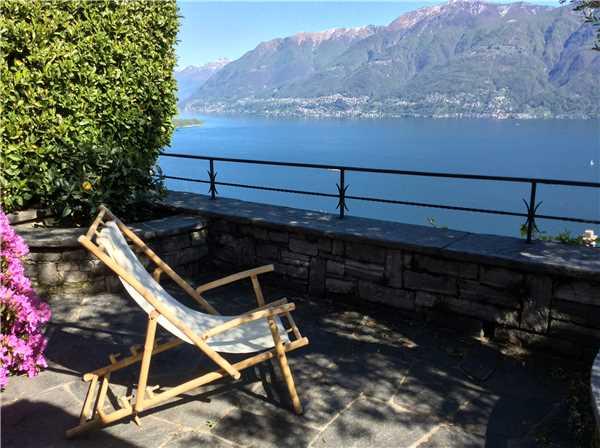 Ferienhaus Casa Carlotta, Ronco sopra Ascona, Lago Maggiore (CH), Tessin, Schweiz, Bild 17