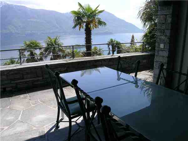 Ferienhaus Casa Carlotta, Ronco sopra Ascona, Lago Maggiore (CH), Tessin, Schweiz, Bild 2
