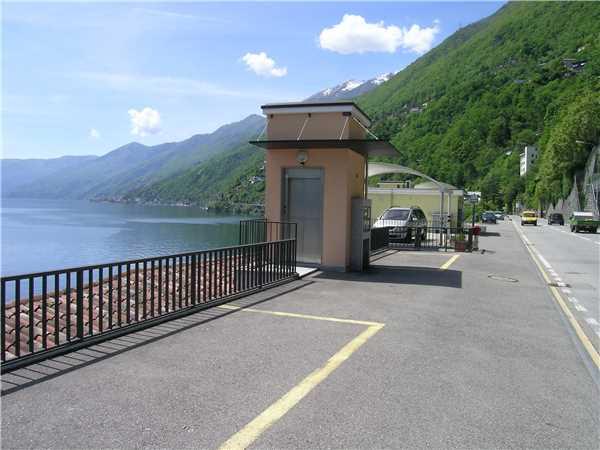 Ferienwohnung Acapulco*****, Ascona, Lago Maggiore (CH), Tessin, Schweiz, Bild 32