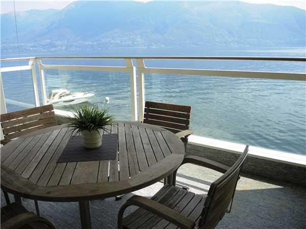 Ferienwohnung Acapulco*****, Ascona, Lago Maggiore (CH), Tessin, Schweiz, Bild 24