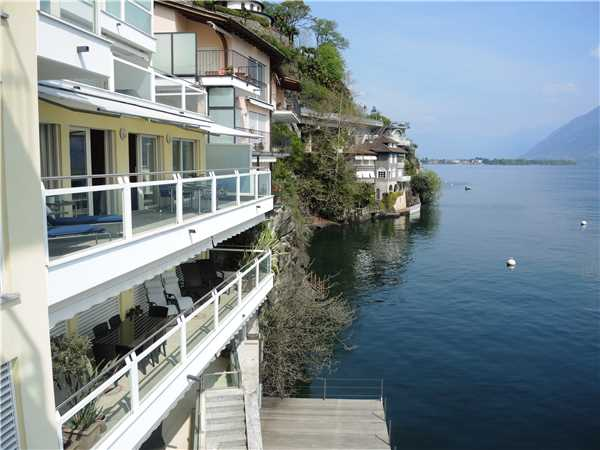 Ferienwohnung Acapulco*****, Ascona, Lago Maggiore (CH), Tessin, Schweiz, Bild 25