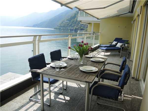 Ferienwohnung Acapulco*****, Ascona, Lago Maggiore (CH), Tessin, Schweiz, Bild 22