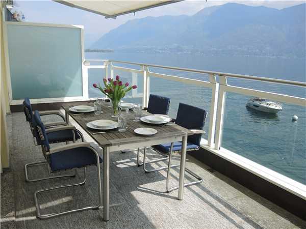 Ferienwohnung 'Acapulco*****' im Ort Ascona