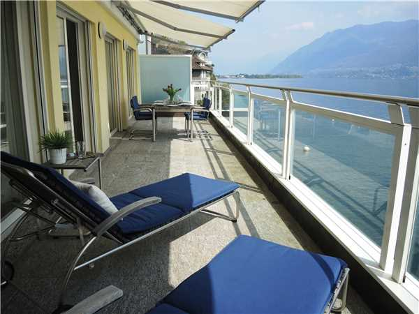 Ferienwohnung Acapulco*****, Ascona, Lago Maggiore (CH), Tessin, Schweiz, Bild 23