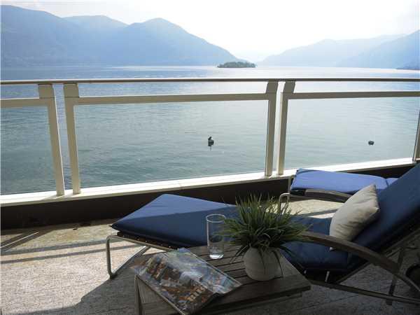 Holiday apartment Acapulco*****, Ascona, Lake Maggiore (CH), Ticino, Switzerland, picture 2