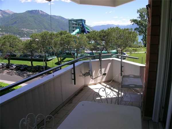 Ferienwohnung del Parco 17, Locarno, Lago Maggiore (CH), Tessin, Schweiz, Bild 13