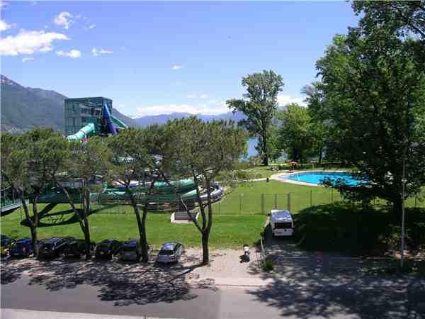 Ferienwohnung del Parco 17, Locarno, Lago Maggiore (CH), Tessin, Schweiz, Bild 15