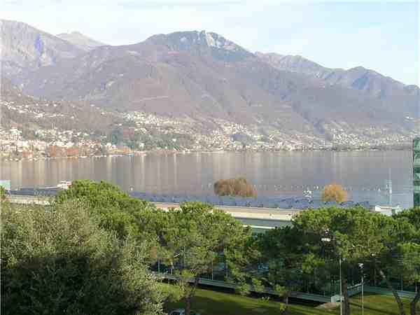 Ferienwohnung del Parco 17, Locarno, Lago Maggiore (CH), Tessin, Schweiz, Bild 14