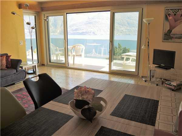 Ferienwohnung Modasa, Brissago, Lago Maggiore (CH), Tessin, Schweiz, Bild 7