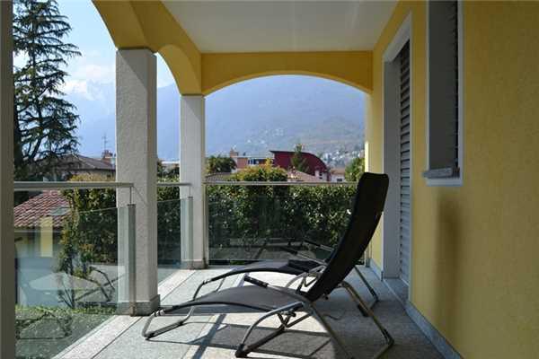 Ferienwohnung 'Bicledro' im Ort Ascona