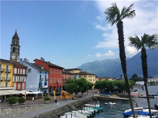 Ferienwohnung Bicledro, Ascona, Lago Maggiore (CH), Tessin, Schweiz, Bild 21