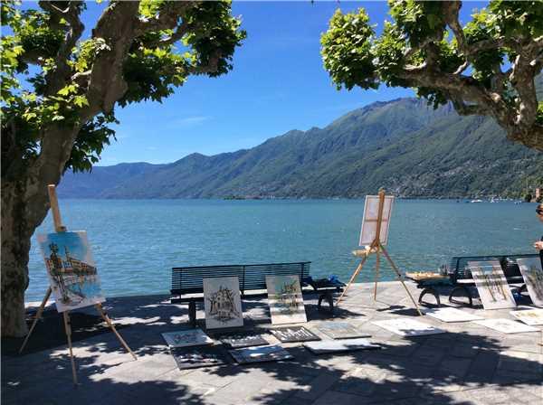Ferienwohnung Bicledro, Ascona, Lago Maggiore (CH), Tessin, Schweiz, Bild 23