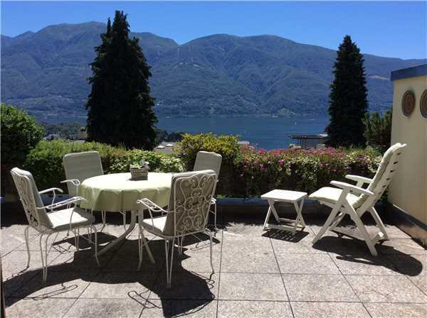 Ferienhaus 'Vanessa' im Ort Ascona