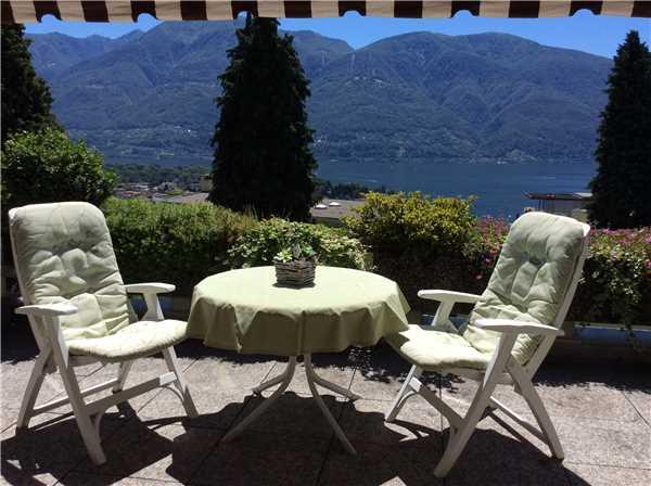 Ferienhaus Vanessa, Ascona, Lago Maggiore (CH), Tessin, Schweiz, Bild 2