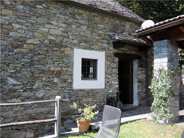 Ferienhaus Rustico Gatto & Topolino, Agarone, Lago Maggiore (CH), Tessin, Schweiz, Bild 2