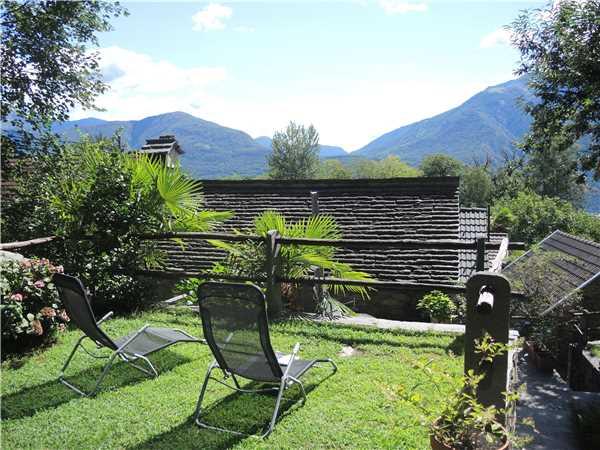 Ferienhaus Rustico Gatto & Topolino, Agarone, Lago Maggiore (CH), Tessin, Schweiz, Bild 18