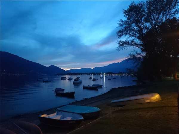 Ferienwohnung Malibu, Locarno, Lago Maggiore (CH), Tessin, Schweiz, Bild 17