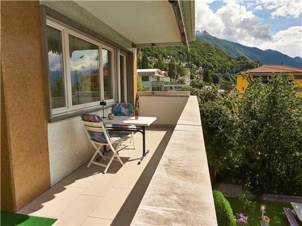 Ferienwohnung Malibu, Locarno, Lago Maggiore (CH), Tessin, Schweiz, Bild 8