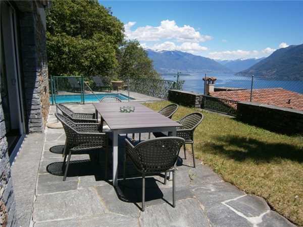 ferienwohnung mit pool lago maggiore