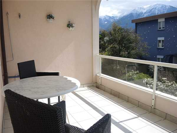 Ferienwohnung Diana, Ascona, Lago Maggiore (CH), Tessin, Schweiz, Bild 12