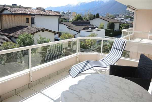 Ferienwohnung Diana, Ascona, Lago Maggiore (CH), Tessin, Schweiz, Bild 13