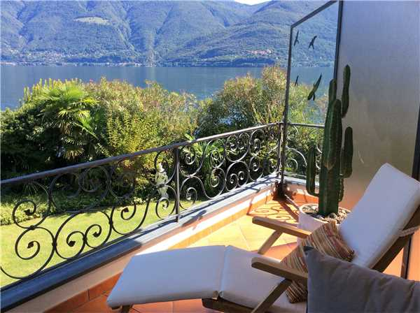Ferienwohnung La Palma , Brissago, Lago Maggiore (CH), Tessin, Schweiz, Bild 9