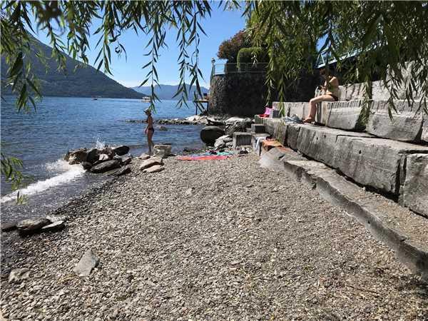 Ferienwohnung La Palma , Brissago, Lago Maggiore (CH), Tessin, Schweiz, Bild 22
