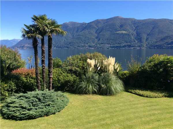 Ferienwohnung La Palma , Brissago, Lago Maggiore (CH), Tessin, Schweiz, Bild 2