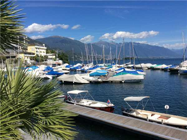Ferienwohnung La Palma , Brissago, Lago Maggiore (CH), Tessin, Schweiz, Bild 27