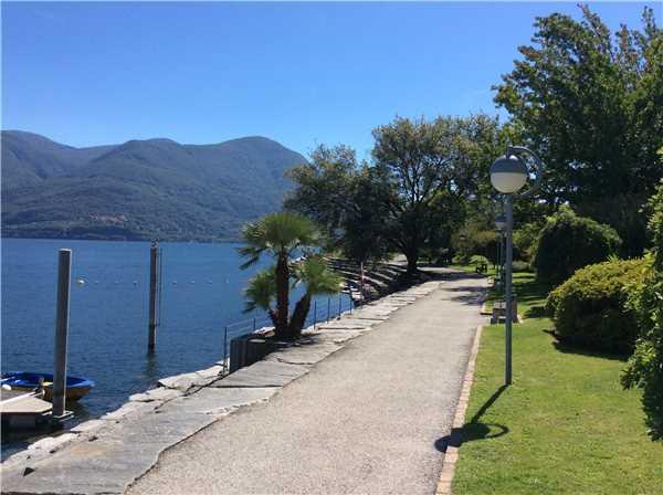 Ferienwohnung La Palma , Brissago, Lago Maggiore (CH), Tessin, Schweiz, Bild 24