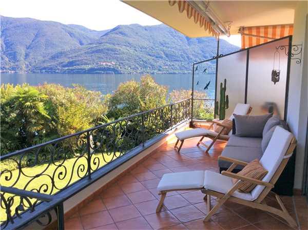 Ferienwohnung La Palma , Brissago, Lago Maggiore (CH), Tessin, Schweiz, Bild 1