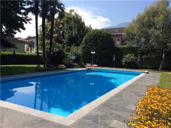Ferienwohnung Residenza Sabrina Duplex, Ascona, Lago Maggiore (CH), Tessin, Schweiz, Bild 15