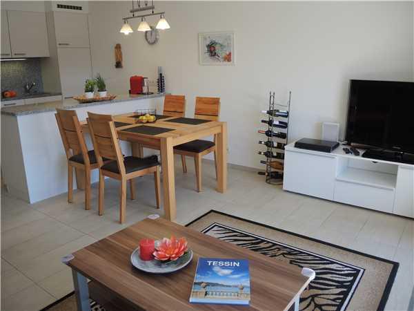 Ferienwohnung Residenza Sabrina Duplex, Ascona, Lago Maggiore (CH), Tessin, Schweiz, Bild 7