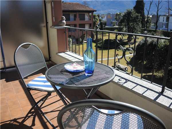 Ferienwohnung Residenza Sabrina Duplex, Ascona, Lago Maggiore (CH), Tessin, Schweiz, Bild 13