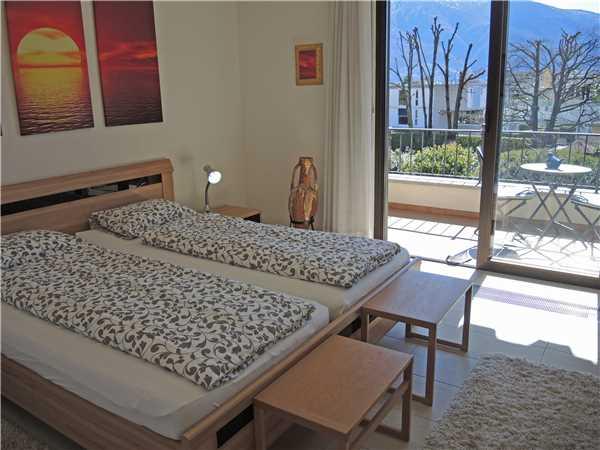Ferienwohnung Residenza Sabrina Duplex, Ascona, Lago Maggiore (CH), Tessin, Schweiz, Bild 12