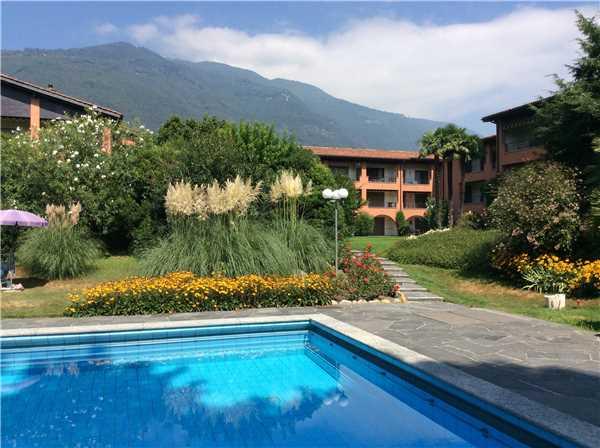 Ferienwohnung 'Residenza Sabrina Duplex' im Ort Ascona