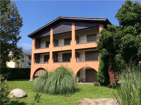 Ferienwohnung Residenza Sabrina 10, Ascona, Lago Maggiore (CH), Tessin, Schweiz, Bild 16