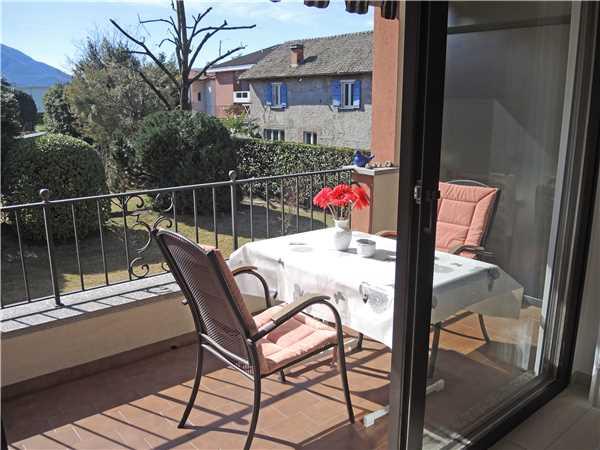 Ferienwohnung Residenza Sabrina Duplex, Ascona, Lago Maggiore (CH), Tessin, Schweiz, Bild 6