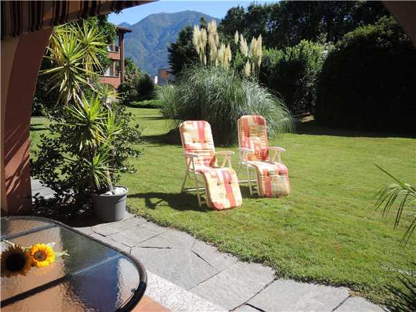 Ferienhaus 'Residenza Sabrina 11' im Ort Ascona