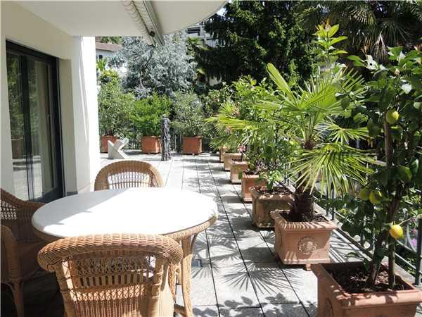 Holiday apartment Residenza Michelangelo, Locarno, Lake Maggiore (CH), Ticino, Switzerland, picture 1