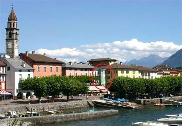 Ferienwohnung Giulietta  , Ascona, Lago Maggiore (CH), Tessin, Schweiz, Bild 28