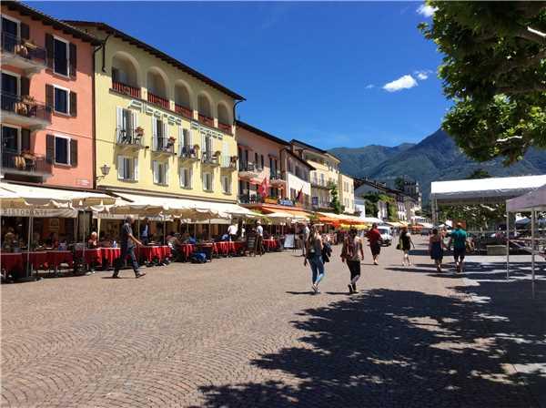 Ferienwohnung Giulietta  , Ascona, Lago Maggiore (CH), Tessin, Schweiz, Bild 27