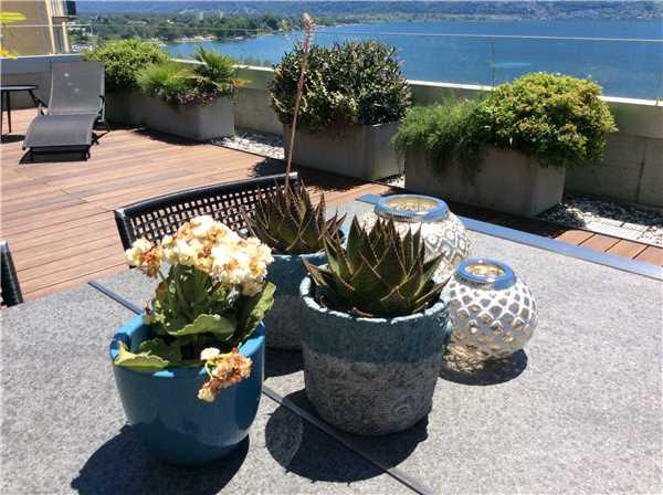 Ferienwohnung Residenza Lotus, Minusio, Lago Maggiore (CH), Tessin, Schweiz, Bild 8