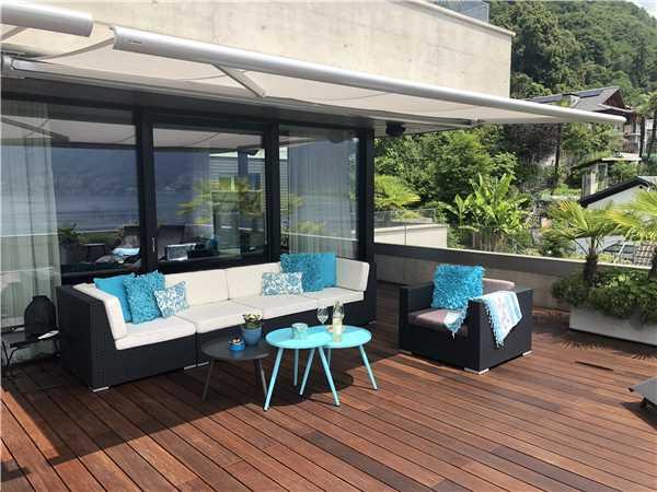 Ferienwohnung Residenza Lotus, Minusio, Lago Maggiore (CH), Tessin, Schweiz, Bild 13
