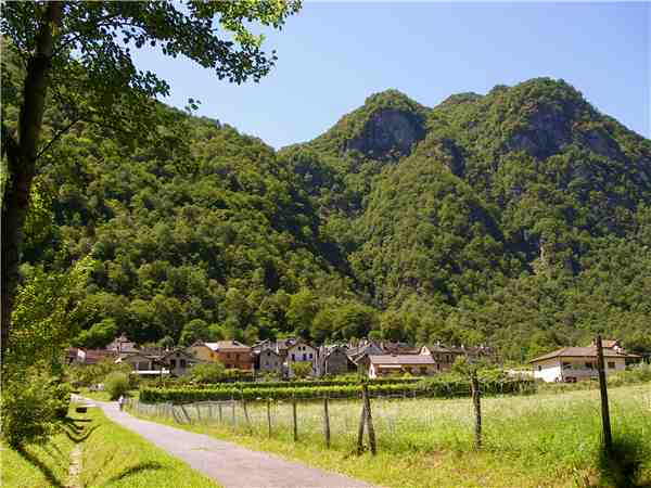 Ferienwohnung La Stalla, Aurigeno, Maggiatal, Tessin, Schweiz, Bild 7