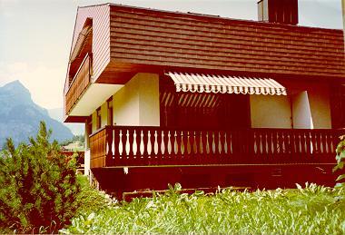 Holiday apartment Haus Birkenstrasse, Engelberg, Engelberg, Central Switzerland, Switzerland, picture 1