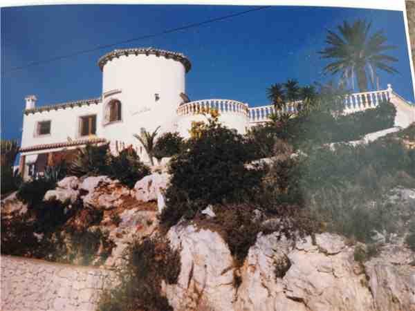 Ferienhaus Casa el Pico, Dénia, Costa Blanca, Valencia, Spanien, Bild 4