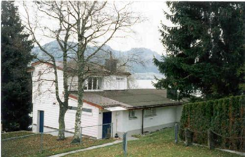Ferienhaus 'Montanina' im Ort Sihlsee bei Einsiedeln